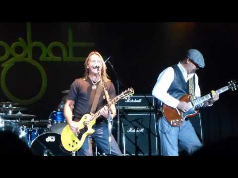 FOGHAT ~ SAN MATEO EXPO CENTER LIVE CONCERT~ CALIFORNIA 6-10-2012 PT.4