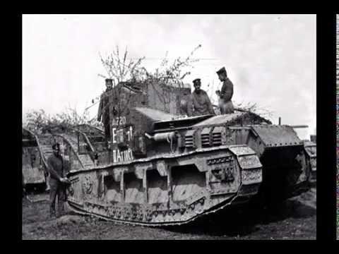 Tanks in World War 1