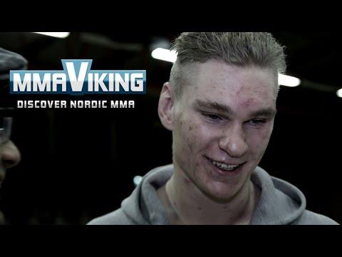 Karl Albrektsson IRFA 7 Post Fight Interview