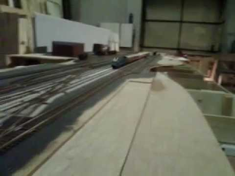 Grantham Model Railway Vid01