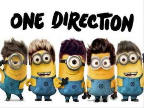 One Direction - Little Things (minions Voice) video
