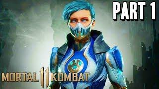 MORTAL KOMBAT 11 Full Story Mode Walkthrough Gameplay Part 1 - BEGINNING INTRO