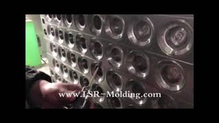 Liqiud Silicone Rubber Mold Making Process --High Polishing