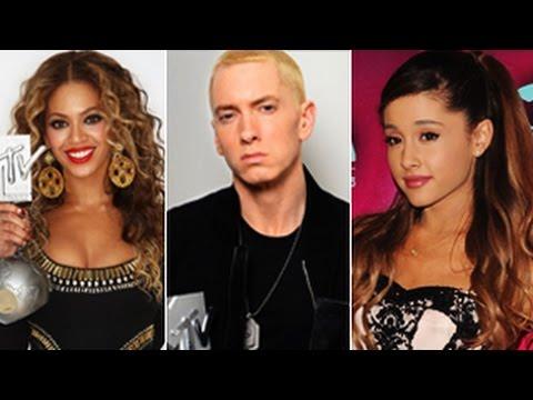 MTV EMAs 2014 (Nominations) - Eminem, Ariana Grande, Beyonce, Iggy Azalea, Drake & More
