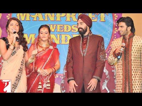 Band Baaja Baaraat  - Shaadi Event With Ranveer & Anushka
