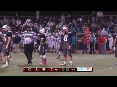 Red Land vs Cedar Cliff Football