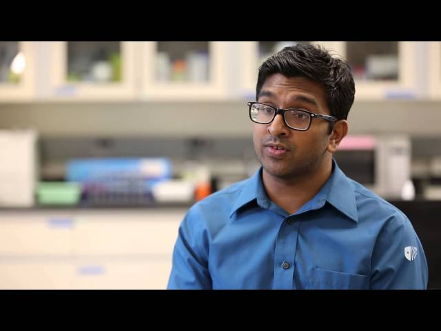 Joshua Kantharia '14 Talks About His Experience as a 2009 Simons Summer Research Program Fellow