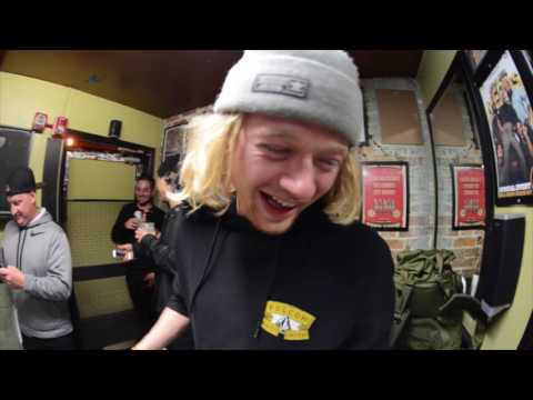 Skate or Piss Bathroom Contest @ Tampa Pro 2017