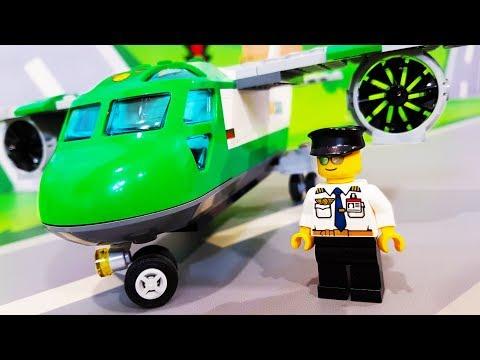 Мультики про машинки. Видео для детей - про Полицейские машинки ЛЕГО. Новые мультфильмы 2017