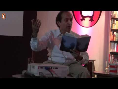 Vikram Seth reads the poem, 'Fire' from 'The Rivered Earth'
