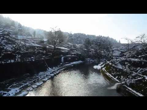Japan CHUBU Travel - 2014 (Shirakawago,Takayama,Nagoya)