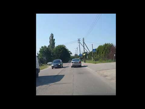 Pijany kierowca Mercedesa - Kobyłka