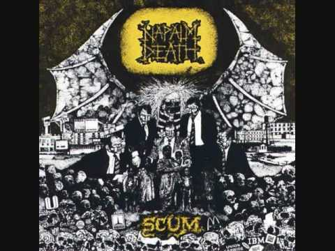 Napalm Death - Pseudo Youth