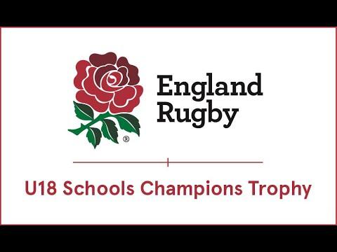 U18's Schools Champions Trophy Semi- Final - The Grammar School at Leeds v Barnard Castle School - 11/10/2014