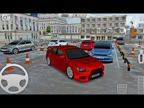 City Car Parking Game #2 - Android gameplay [Driving Games]