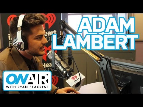 Adam Lambert Talks American Idol Full Circle | On Air with Ryan Seacrest