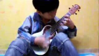(Beatles) While My Guitar Gently Weeps - Sungha Jung (2006.9.17)