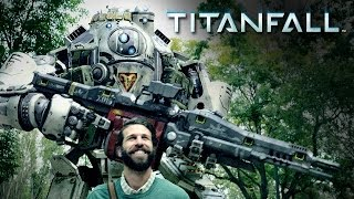 Titanfall: Life is Better With a Titan