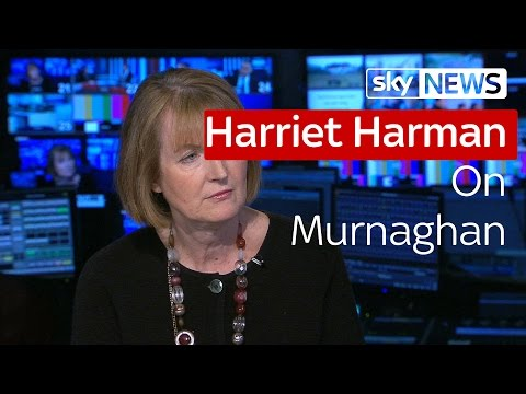 Harriet Harman On Murnaghan