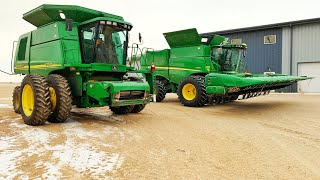 Trading Off The Combines.