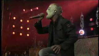 Клип Slipknot - Wait And Bleed (live)