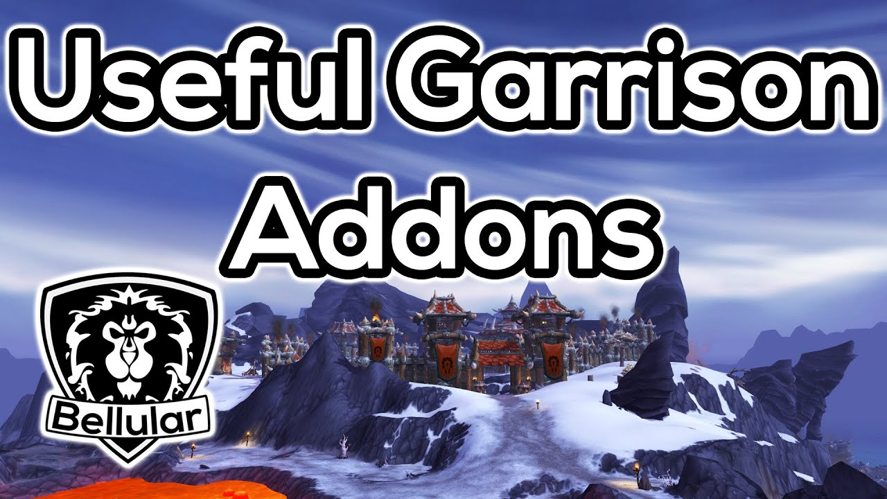 How do garrisons work in warlords of draenor patch