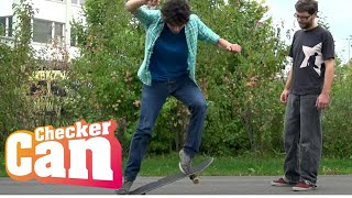 Der Skateboard-Check | Reportage für Kinder | Checker Can
