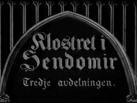 Victor Sjöström - El Monasterio de Sendomir | 1920 | MEGA