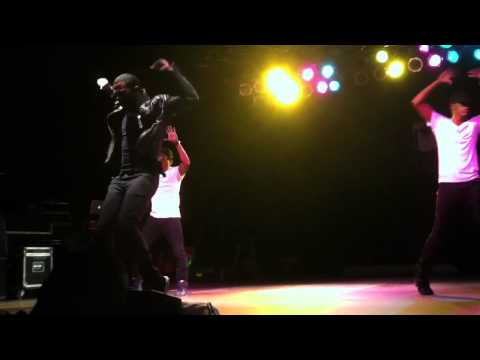 Jason Derulo - The Sky Is The Limit LIVE 2011 Music Videos