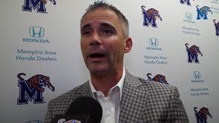 Memphis Football: Coach Norvell Birmingham Bowl Reaction