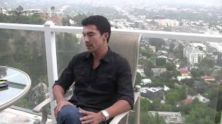 Ian Anthony Dale Interview: Growing up