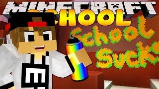 Minecraft School - THE BIG BAD BULLY!