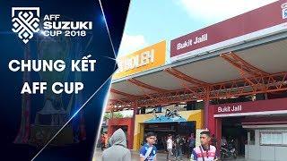 Phương thức di chuyển dễ dàng giúp các CĐV tới theo dõi chung kết AFF Cup | VFF Channel