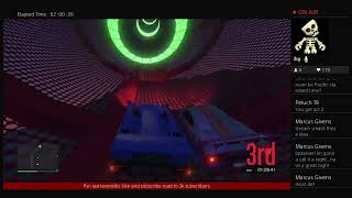Grand theft Auto 5 road to 2k making money for the casino July 23rd