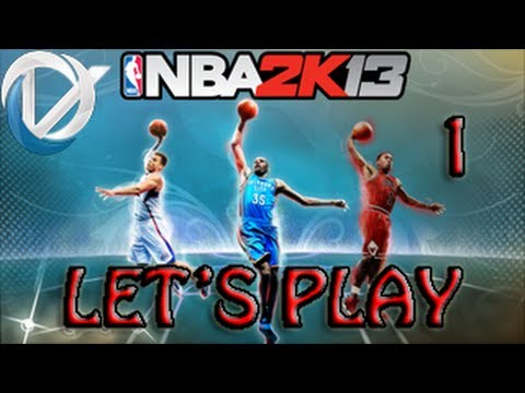 NBA2K13 Avec Virtuoz en Mode Let's Play