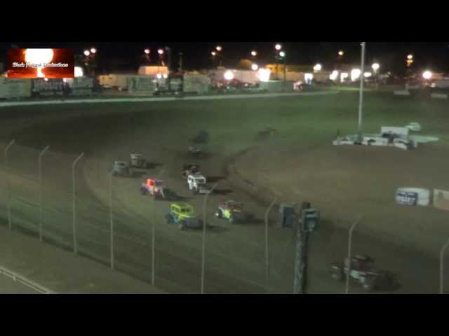 Dwarf Car Main Event (June 15th 2013) At CSP