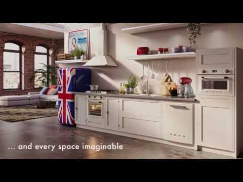 SMEG бытовая техника для кухни