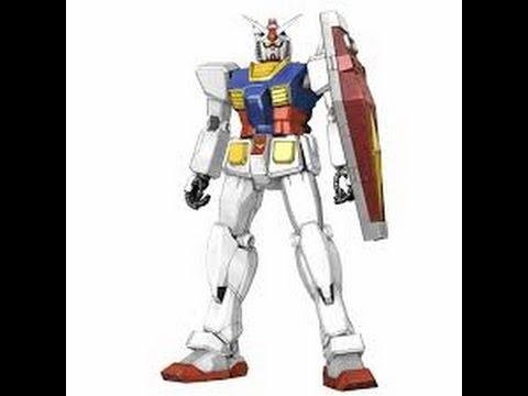 Sigla cartoni animati – Gundam