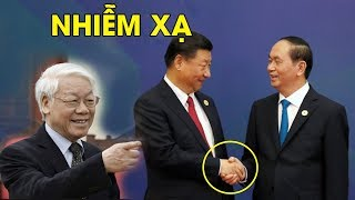 Con Trần Đại Quang phát hiện ra Nguyễn Phú Trọng và Tập Cận Bình thông đồng nhờ cú phone cuối cùng