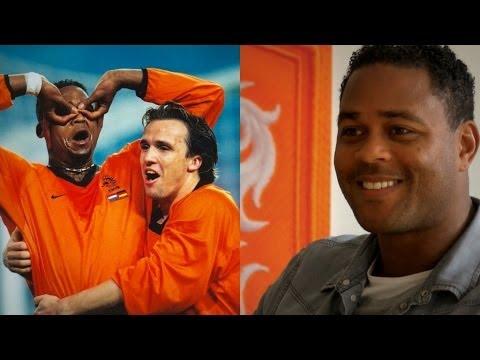 Het Oranjegevoel van Patrick Kluivert