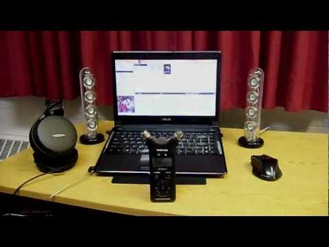 Harman Kardon Soundsticks III - Sound Test - Enya, Exile