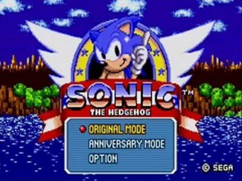 Let's Look at Sonic Genesis!