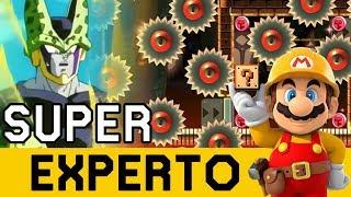 Un Comienzo de TERROR !! - SUPER EXPERTO NO SKIP | Super Mario Maker - ZetaSSJ