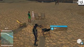 Petting the dogs and wiring myself some money. WATCH_DOGS® 2_20190620063443