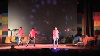 Trivuj Group Performance 2014 (Tanmoy,Ayon,Pappu)