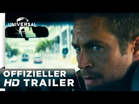 Fast & Furious Five - Trailer #2 deutsch  german HD