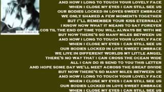 Watch Kieran Kane So Many Miles video