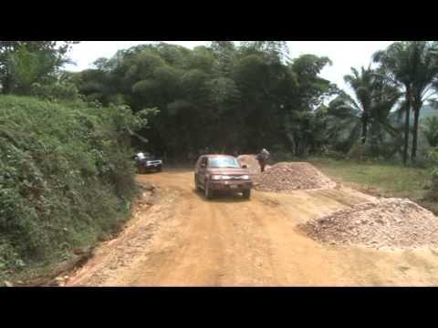 Sud-Kivu (RD Congo): Reportage Route Bukavu Kamituga