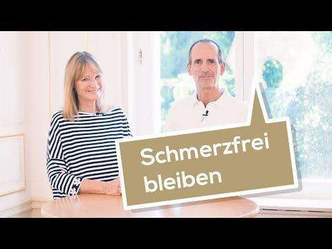 So bleibst Du wirklich schmerzfrei! | Dr. Petra Bracht stellt vor.. | Gesundheit, Wissen