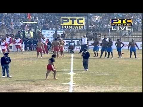 Sierra Leone Vs Canada | Men's | Day 9 | Pearls 4th World Cup Kabaddi Punjab 2013 video